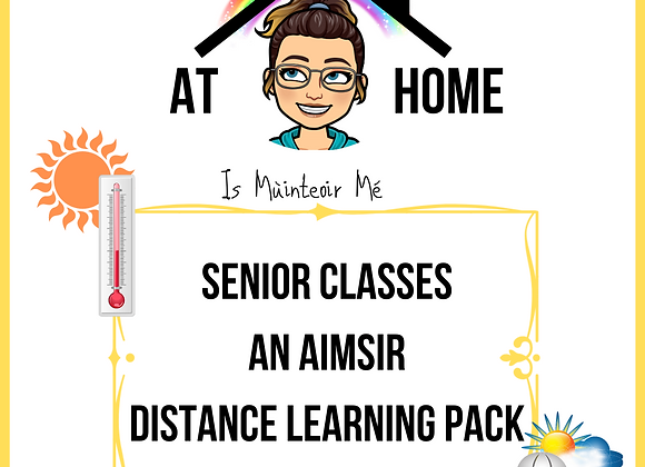 An Aimsir Blended Learning Pack