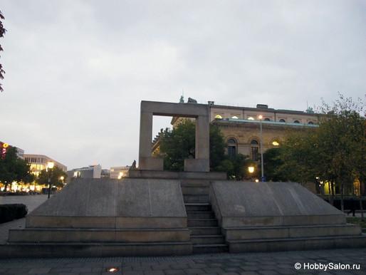 Римма Брицкова. Жертвам Холокоста