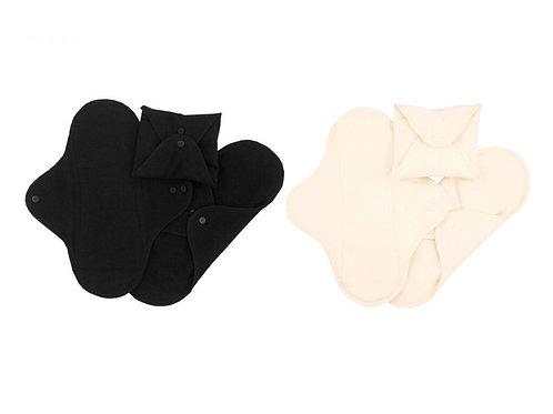 Imse Vimse pack de 3 compresas de algodón orgánico