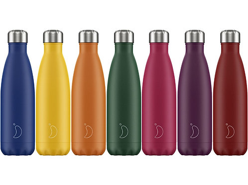 Chilly's 500 ml. colores mate