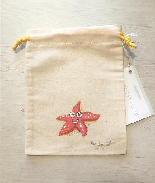 Su Cotty! Bag S Ocean animals