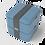 Thumbnail: Monbento Square caja cuadrada porta alimentos