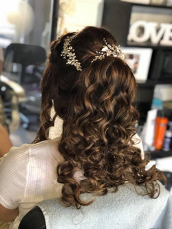 Beautiful Wedding Hair in Essex and Suff