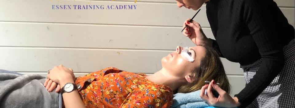 Accredited Lash Lift and Tint course in Essex