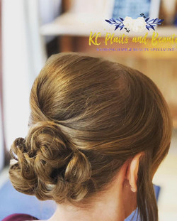 mother of the bride hair up essex