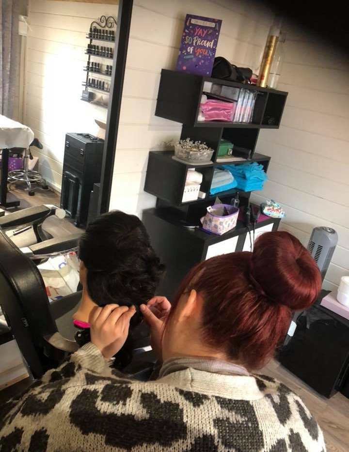 Accredited hair course in Essex