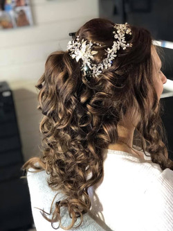 Beautiful Bridal Hair in Essex and Suffo