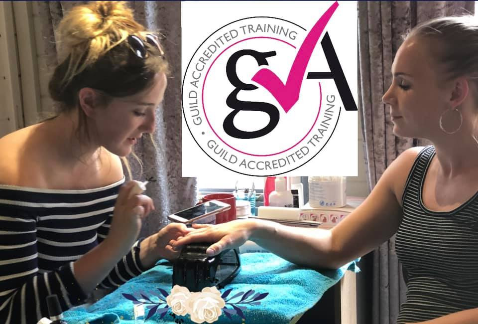 Accredited Nail Course in Witham, Essex