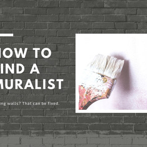 How do I find a muralist