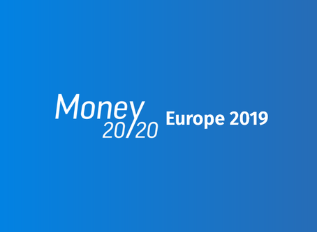 Let's meet at Money2020 Europe!