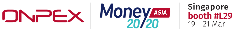 Money2020 Asia ONPEX Payments and Banking Solutions - SEPA, SWIFT, IBANs and many more financial services