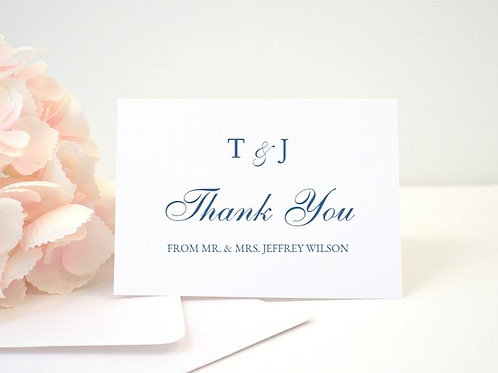 DOTS Thank You Cards & Envelopes (Set of 10)