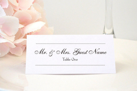 DOTS Place Card (Set of 20)
