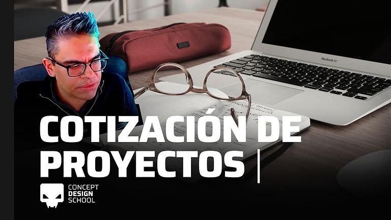 Cotización de Proyectos