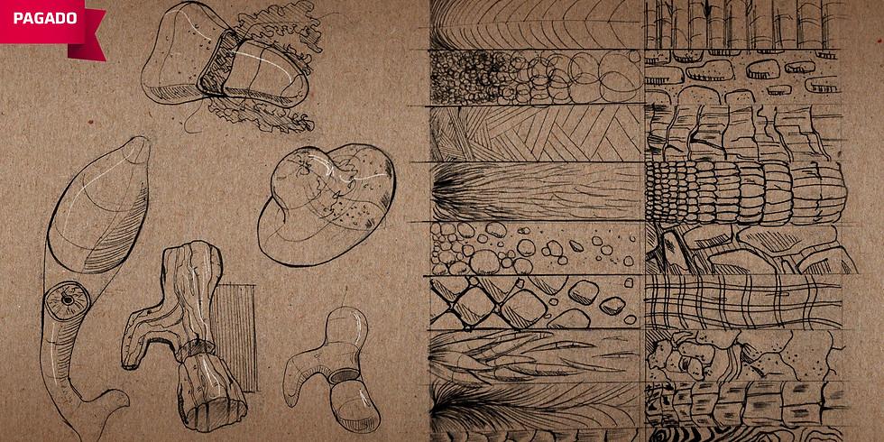 Sketch Dinámico: Materiales y Patrones