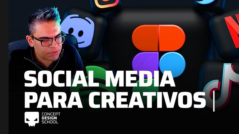 Social Media para Creativos
