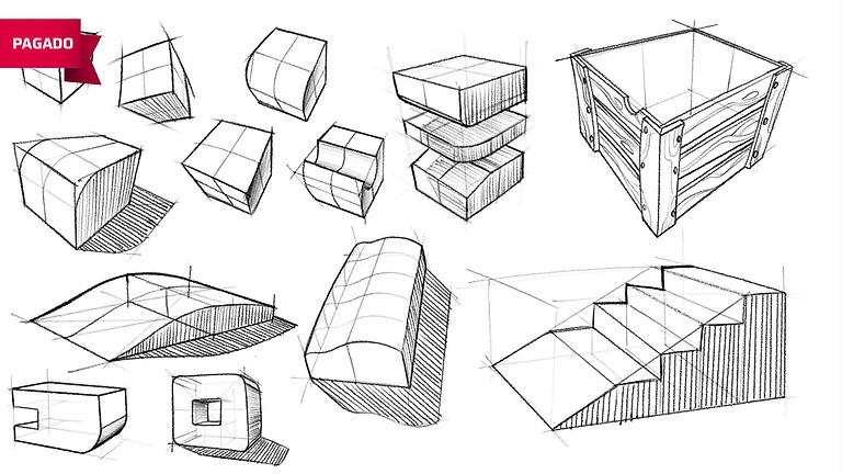 CURSO | Fundamentos de Dibujo
