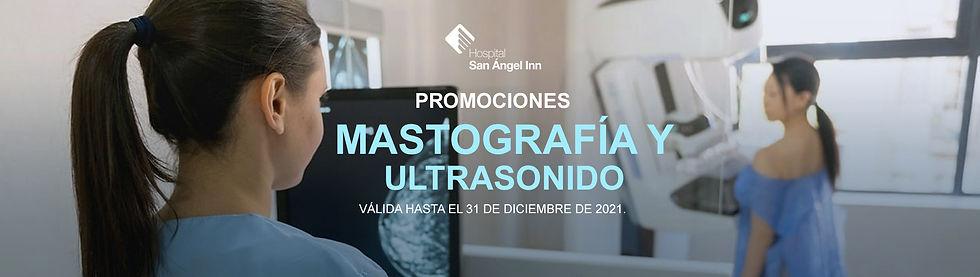 Mastografía, Ultrasonido de mama, Ultrasonido mamario, Ginecología, Check Up Femenino