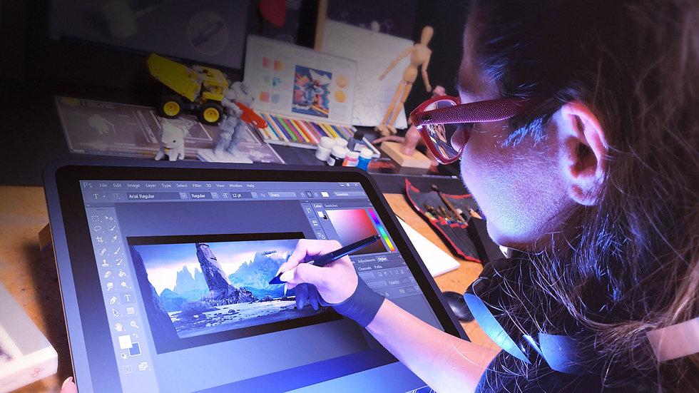 Estudios de Animación y Videojuegos en México.
