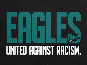 UNITED AGAINST RACISM.