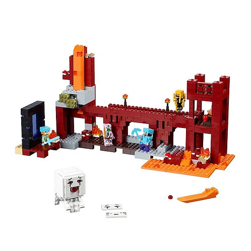 LEGO 21122 Minecraft The Nether Fortress - HARD TO FIND (GX1)