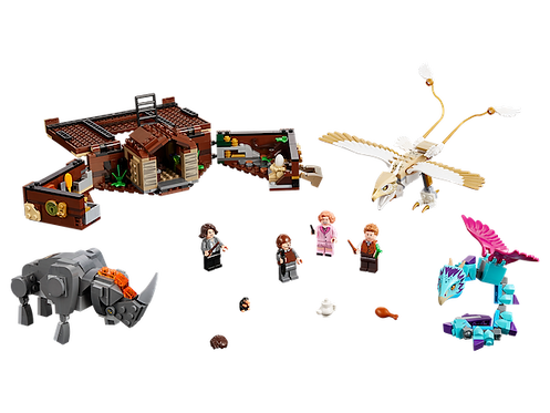 LEGO 75952 Harry Potter Newt's Case of Magical Creatures (GX1)