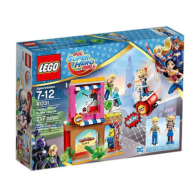 LEGO 41231 DC Super Hero Girls Harley Quinn to Rescue - HARD TO FIND (GX1)