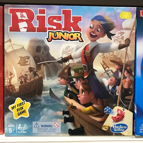 Risk Junior Game (Hasbro Gaming) on Localy.co.uk (GX1)