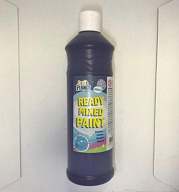 Ready Mix Paint 600ml Purple (GX1)