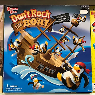 Don't Rock the Boat by University Games on Localy.co.uk (GX1)