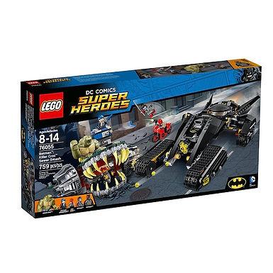 LEGO 76055 Batman Marvel Super Hoeroes Killer Croc Sewer Smash (G