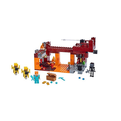 LEGO 21154 Minecraft The Blaze Bridge (GX1)