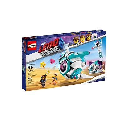 LEGO 70830 Movie 2 Sweet Mayhems Systar Starship! (GX1)
