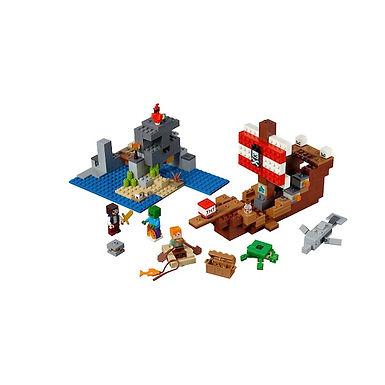 LEGO 21152 Minecraft The Pirate Ship Adventure (GX1)