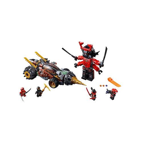LEGO 70669 Ninjago Coles Earth Driller (GX1)