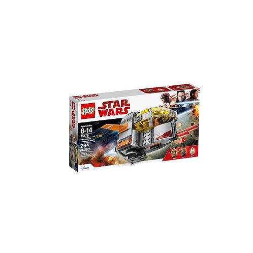 LEGO 75176 Star Wars Resistance Transport Pod - HARD TO FIND (GX1)