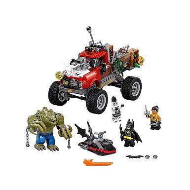 LEGO 70907 The Lego Batman Movie Killer Croc Tail-Gator (GX1)