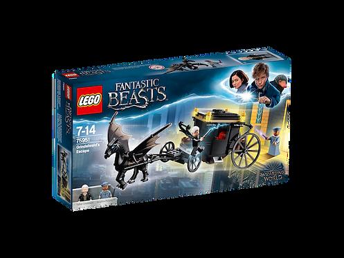 LEGO 75951 Harry Potter Grindelwald's Escape (GX1)