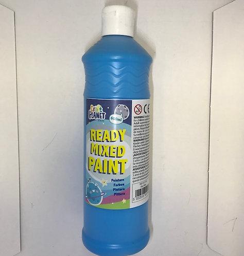 Ready Mix Paint 600ml Sky Blue (GX1)