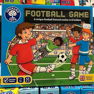 Football Game by Orchard Toys on Localy.co.uk (GX1)