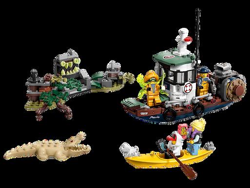 LEGO 70419 Hidden Side Wrecked Shrimp Boat (GX1)