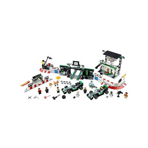 LEGO 75883 Speed Champions Mercedes AMG Petronas Formula One Team