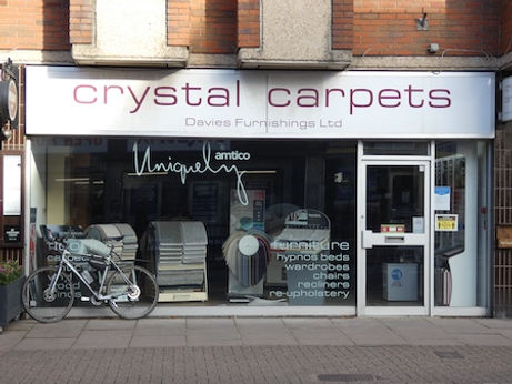 Crystal Carpets
