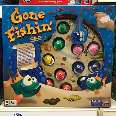 Gone Fishin' Game by Spin Master on Localy.co.uk (GX1)