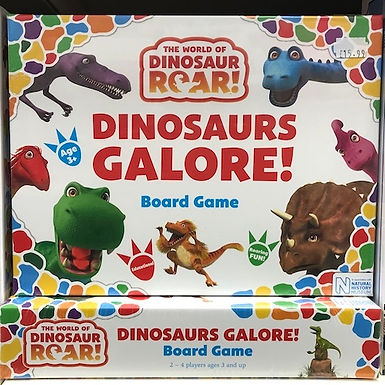 Dinosaurs Galore Game (Paul Lamond Game) on Localy.co.uk (GX1)