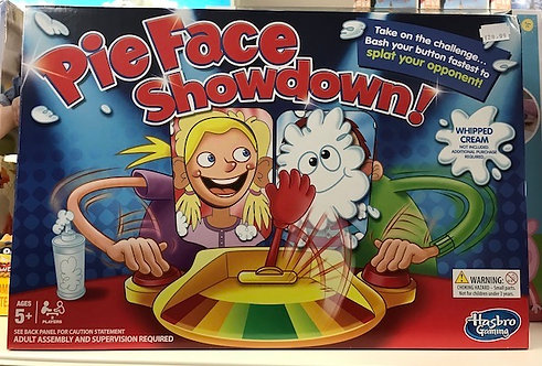 Pie Face Showdown! Game (Hasbro Gaming) on Localy.co.uk (GX1)