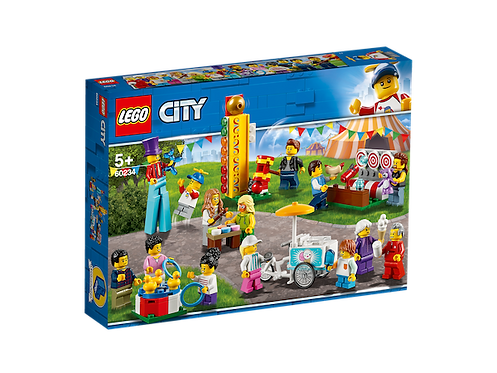 LEGO 60234 City Town People Pack - Fun Fair (GX1)