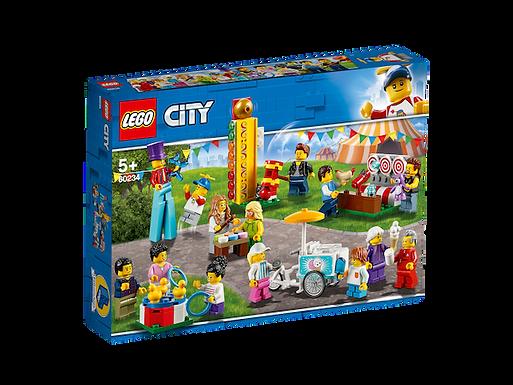 LEGO 60234 City Town People Pack - Fun Fair (GX1)