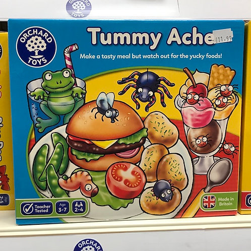 Tummy Ache Game (Orchard Toys) on Localy.co.uk (GX1)
