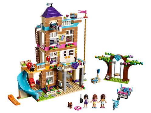 LEGO 41340 Friends Friendship House (GX1)